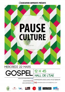 Pause culture Gospel & foodtruck