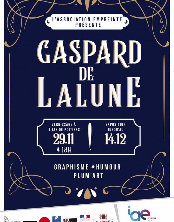 Exposition Gaspard De Lalune